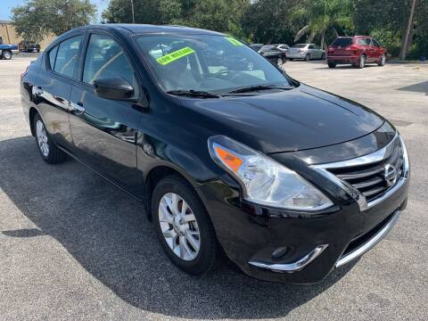 2017 Nissan Versa for sale at The Car Connection Inc. in Palm Bay FL
