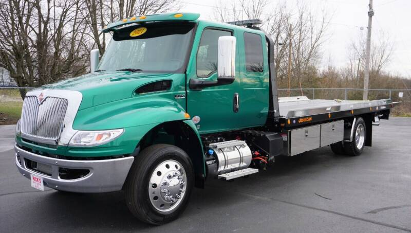 2021 International MV Ext. Cab  for sale at Ricks Auto Sales, Inc. in Kenton OH