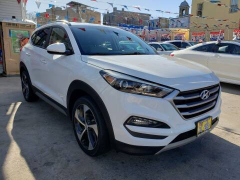 2017 Hyundai Tucson for sale at Elite Automall Inc in Ridgewood NY