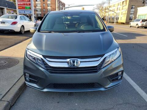 2018 Honda Odyssey for sale at OFIER AUTO SALES in Freeport NY