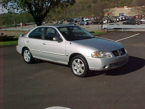 2005 Nissan Sentra for sale at North Hills Auto Mall in Pittsburgh PA