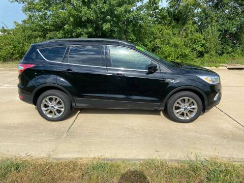 2017 Ford Escape for sale at J L AUTO SALES in Troy MO