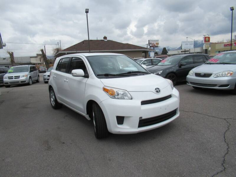 2008 Scion xD for sale at Crown Auto in South Salt Lake City UT