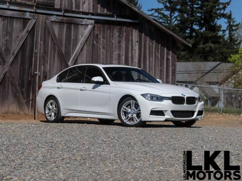 2013 BMW 3 Series for sale at LKL Motors in Puyallup WA