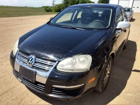 2006 Volkswagen Jetta for sale at RDJ Auto Sales in Kerkhoven MN