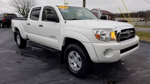 2009 Toyota Tacoma for sale at Moores Auto Sales in Greeneville TN