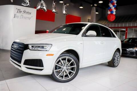 2018 Audi Q3 for sale at Quality Auto Center of Springfield in Springfield NJ