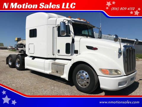 2012 Peterbilt 386 for sale at N Motion Sales LLC in Odessa MO