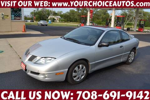 2003 Pontiac Sunfire for sale at Your Choice Autos - Crestwood in Crestwood IL