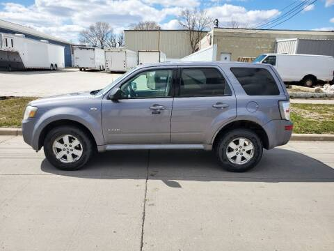 2008 Mercury Mariner for sale at GOOD NEWS AUTO SALES in Fargo ND