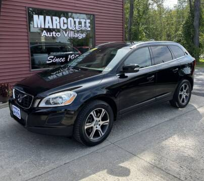 2013 Volvo XC60 for sale at Marcotte & Sons Auto Village in North Ferrisburgh VT