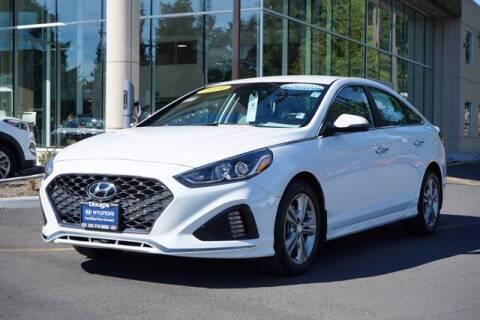 2019 Hyundai Sonata for sale at Jeremy Sells Hyundai in Edmonds WA