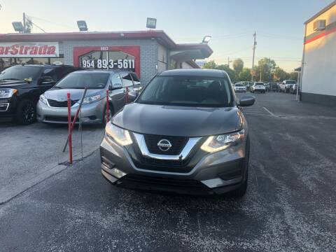 2018 Nissan Rogue for sale at CARSTRADA in Hollywood FL