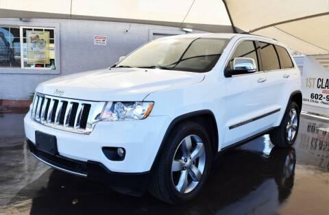 2013 Jeep Grand Cherokee for sale at 1st Class Motors in Phoenix AZ