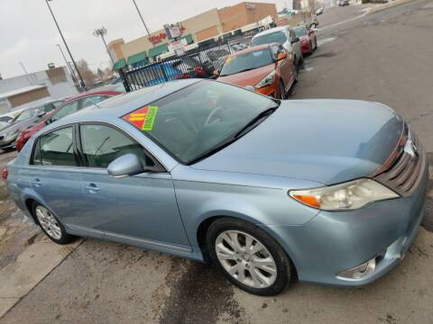 2011 Toyota Avalon for sale at Sanaa Auto Sales LLC in Denver CO