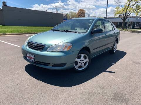 2005 Toyota Corolla for sale at Your Car Source in Kenosha WI