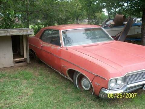 1970 Chevrolet Impala for sale at Haggle Me Classics in Hobart IN