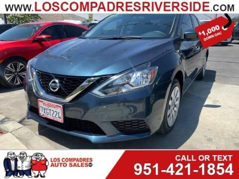 2017 Nissan Sentra for sale at Los Compadres Auto Sales in Riverside CA