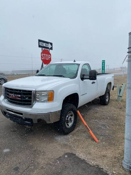 2009 GMC Sierra 3500HD for sale at Engels Autos Inc in Ramsey MN