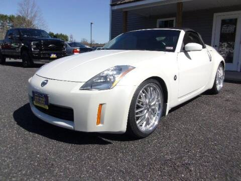 2005 Nissan 350Z for sale at Lakes Region Auto Source LLC in New Durham NH