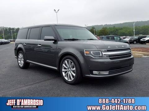 2018 Ford Flex for sale at Jeff D'Ambrosio Auto Group in Downingtown PA