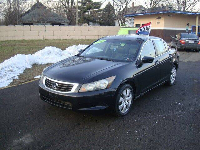 2010 Honda Accord for sale at MOTORAMA INC in Detroit MI