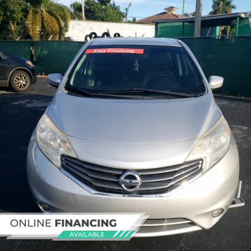2015 Nissan Versa Note for sale at Boca Leasing Center Inc. in West Palm Beach FL