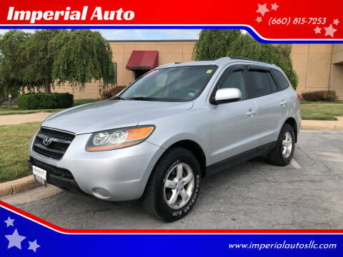 2007 Hyundai Santa Fe for sale at Imperial Auto of Marshall in Marshall MO