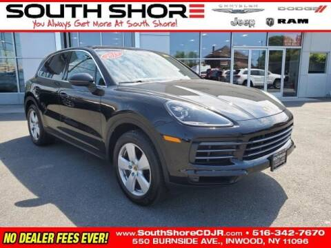 2019 Porsche Cayenne for sale at South Shore Chrysler Dodge Jeep Ram in Inwood NY