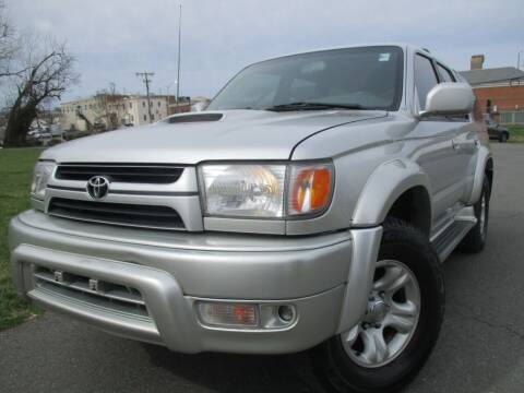 2001 Toyota 4Runner for sale at A+ Motors LLC in Leesburg VA