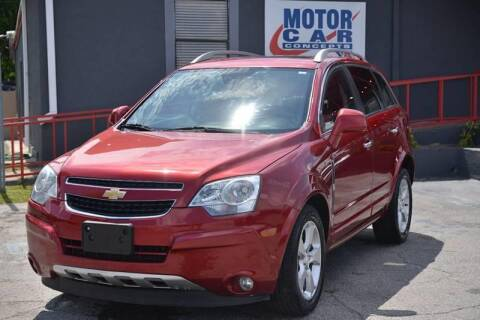 2014 Chevrolet Captiva Sport for sale at Motor Car Concepts II - Kirkman Location in Orlando FL