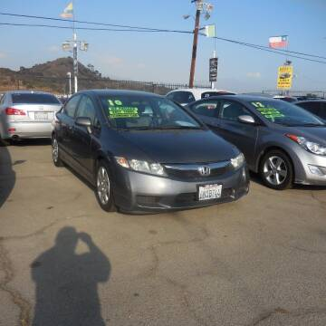 2010 Honda Civic for sale at Luxor Motors Inc in Pacoima CA