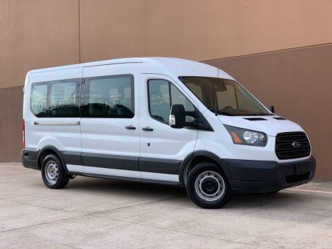 2016 Ford Transit Passenger for sale at Texas Prime Motors in Houston TX