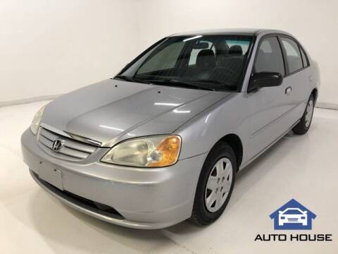 2003 Honda Civic for sale at Auto House Phoenix in Peoria AZ