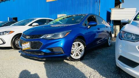 2017 Chevrolet Cruze for sale at LA PLAYITA AUTO SALES INC - Tulare Lot in Tulare CA