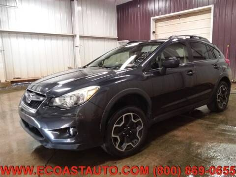 2015 Subaru XV Crosstrek for sale at East Coast Auto Source Inc. in Bedford VA