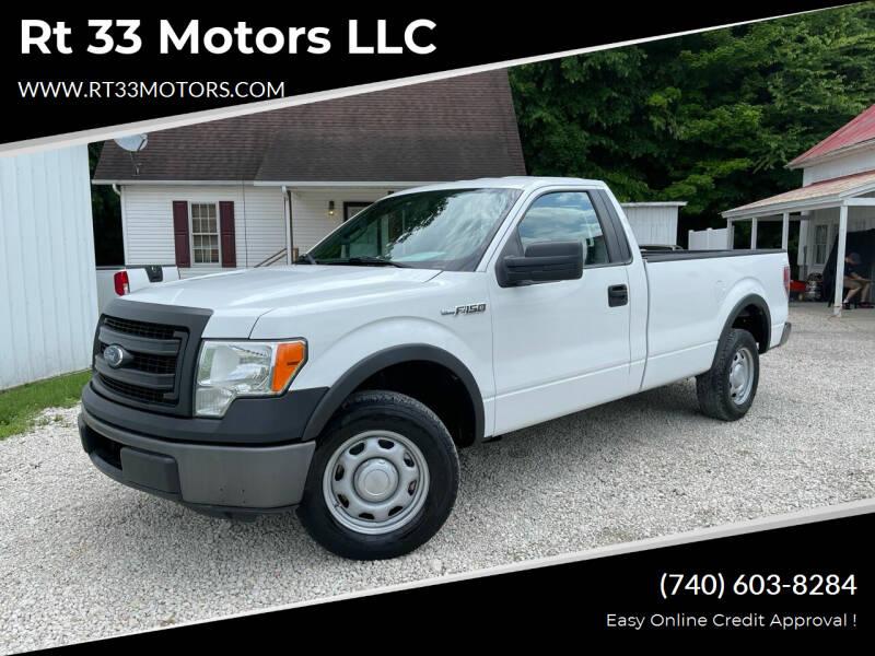 2013 Ford F-150 for sale at Rt 33 Motors LLC in Rockbridge OH