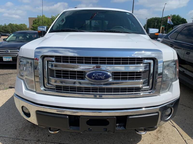 2013 Ford F-150 for sale at Minuteman Auto Sales in Saint Paul MN
