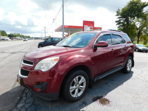 2011 Chevrolet Equinox for sale at WOOD MOTOR COMPANY in Madison TN