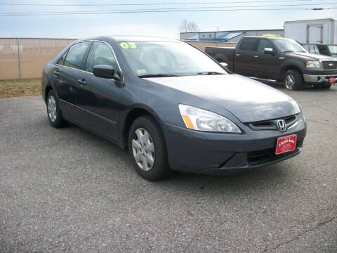 2003 Honda Accord for sale at Lloyds Auto Sales & SVC in Sanford ME