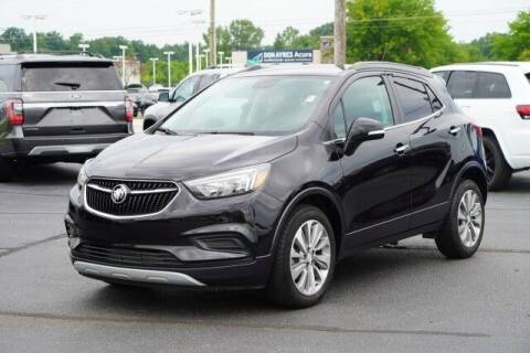 2019 Buick Encore for sale at Preferred Auto Fort Wayne in Fort Wayne IN