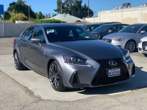 2018 Lexus IS 300 for sale at H & K Auto Sales & Leasing in San Jose CA