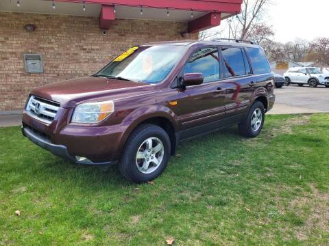 2008 Honda Pilot for sale at Murdock Used Cars in Niles MI