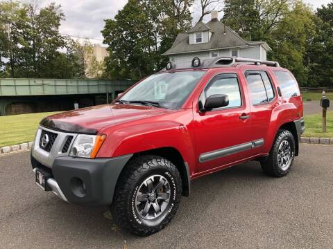 2014 Nissan Xterra for sale at Mula Auto Group in Somerville NJ