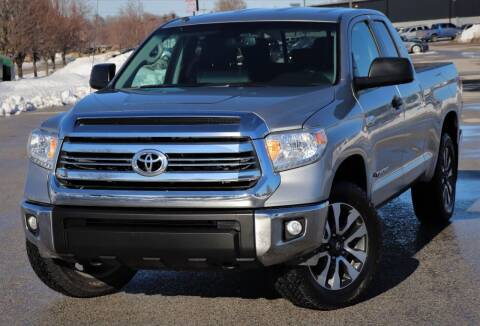 2017 Toyota Tundra for sale at Big O Auto LLC in Omaha NE