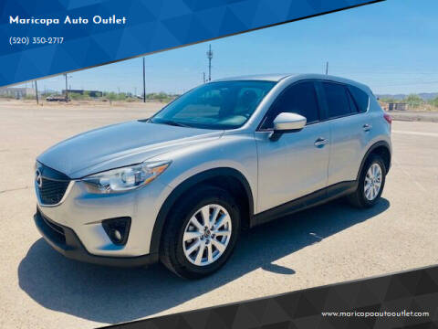 2013 Mazda CX-5 for sale at Maricopa Auto Outlet in Maricopa AZ
