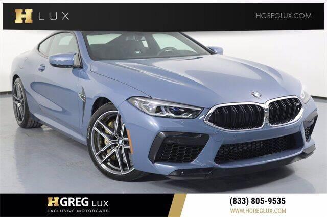 2020 BMW M8 for sale in Pompano Beach, FL