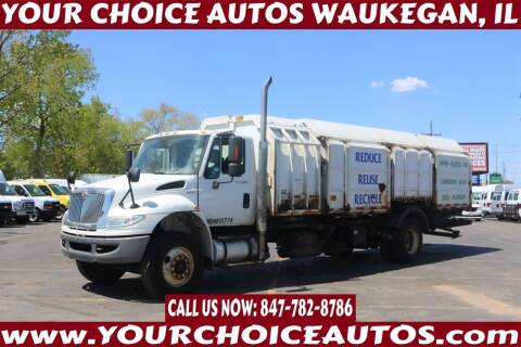 2010 International DuraStar 4300 for sale at Your Choice Autos in Posen IL