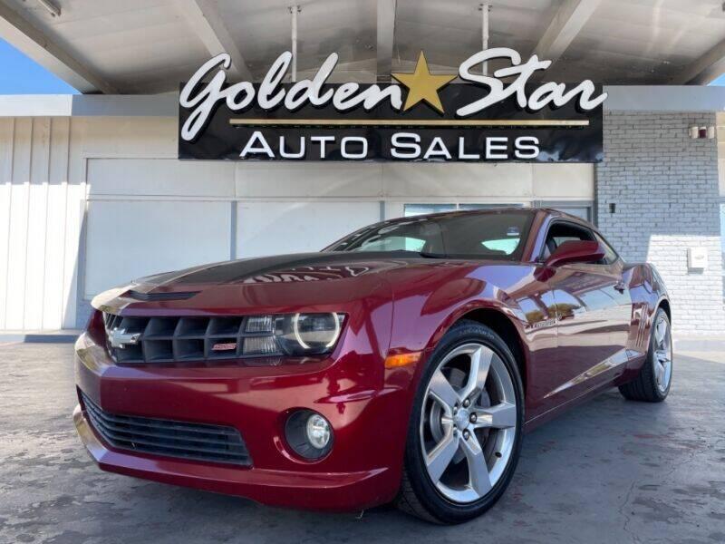 2011 Chevrolet Camaro for sale at Golden Star Auto Sales in Sacramento CA