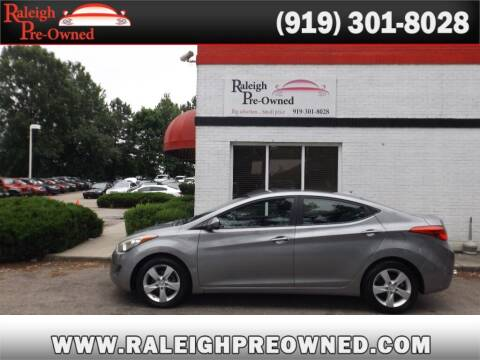 2011 Hyundai Elantra for sale at Raleigh Pre-Owned in Raleigh NC